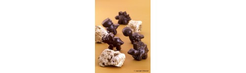 Formy na čokoládu, nanuky a sušienky Silikomart