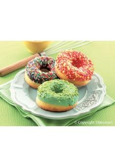 Silikónová forma Donuts