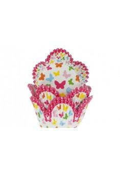 Košíčky na muffiny - Tulip butterfly