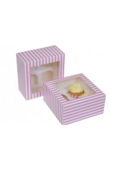 Krabička na 4 muffiny