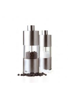 Set mlynčekov na korenie a soľ 13 cm AdHoc