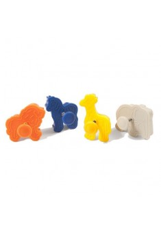 3D Vykrajovátka - Mini Sada Zvieratká