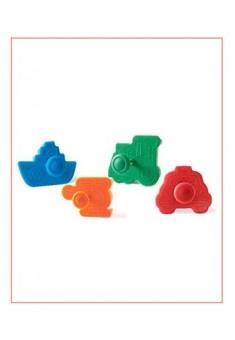 3D Vykrajovátka - Mini Doprava